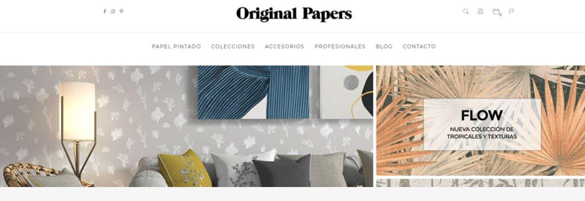 Original Papers E-commerce